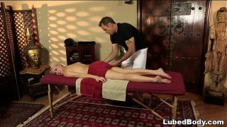 Cadence Lux tricked into having sex after massage